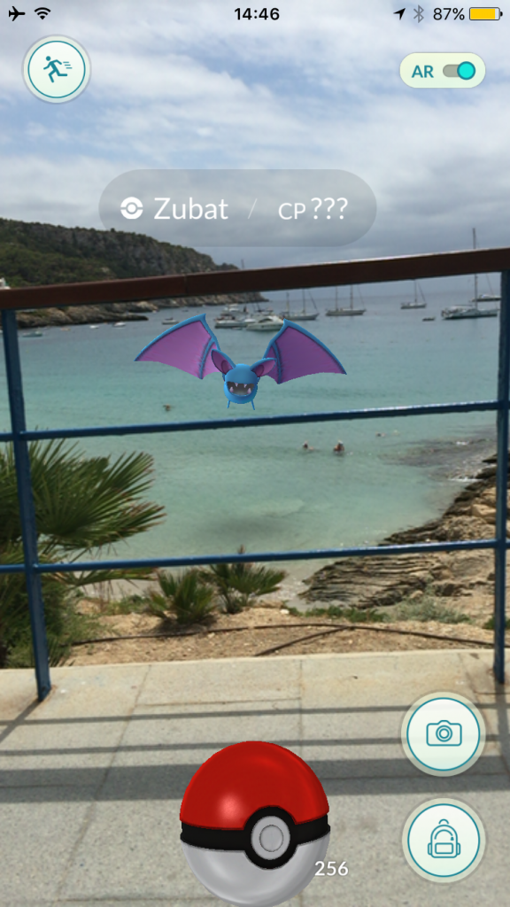 Pokemon Go in Mallorca